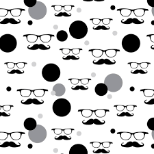 wrap wrapping paper premium gift wrap wrapping paper roll pattern mustache ebay