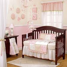 Pink And Grey Crib Bedding Sets Cocalo 14 Pc Crib Bedding Set Bumper Mobile Canvas