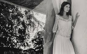 robe de mariã e occasion robe de mariée laure de sagazan chez luisa mariage