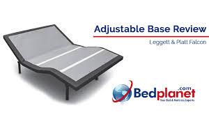 leggett u0026 platt falcon adjustable base review bedplanet