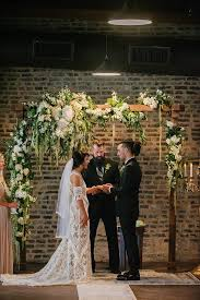 wedding arches houston floral ceremony arches for every wedding style junebug weddings