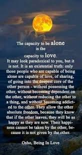 Being Comfortable Alone What Do I Miss In Life If I Stay Alone Quora