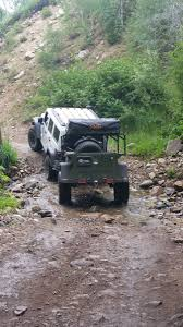 jeep kayak trailer 17 best to extreme off road off road campers images on pinterest