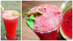 watermelon mojito watermelon mock tail watermelon juice watermelon mojito