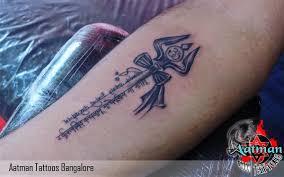 lord ganesha tattoo aatman tattoos in bangalore india