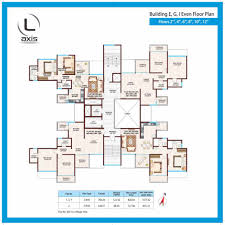 overview l axis at sector 6 spine road pune pharande