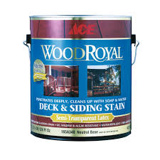 deck stain sealer and fence stain at ace hardware