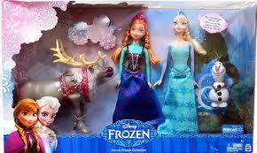 amazon disney frozen exclusive doll friends collection