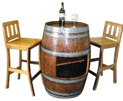Barrel Bistro Table Wine Barrel Bar Table Wine Barrel Bar Front Wine Barrel Bistro