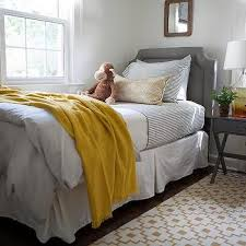 Yellow Throws For Sofas by Textured Stripe Throw Blanket