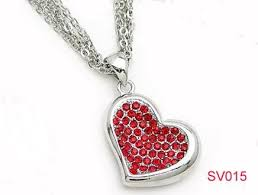 valentines day necklace day jewelry designs 2015 for