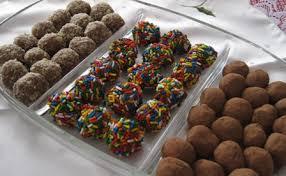 ginger chocolate truffles u2013 recipe