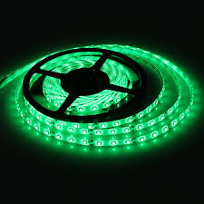 colored led light strips single color led strip warm white cool white yellow green blue red