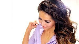 Hochsteckfrisurenen Offene Haare by 55 Einfache Ideen Für Sommer Frisuren Zum Nachmachen