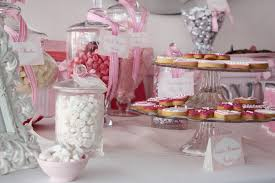 sugarcoated pink and white candy buffet cookie bar wedding bar