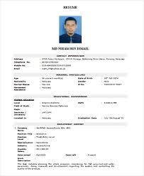 formal resume template formal resume template musiccityspiritsandcocktail