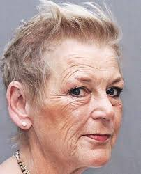 short haircuts for women over 70 who are overweight 20 lovely hairstyles and haircuts for women over 70