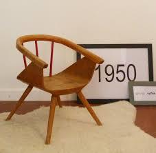 mobilier vintage enfant fauteuil enfant eames 1950 archi retro boutique atelier de