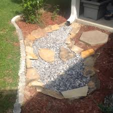 downspout drainage problem fixed downspout ideas pinterest