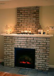 decorations brick fireplace makeover ideas design loversiq