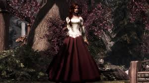 wedding dress skyrim skyrim mod nexus wedding mods of skyrim skyrim