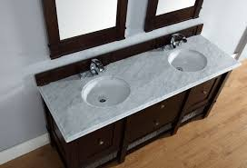 abstron 72 inch mahogany finish bathroom vanity stone countertop
