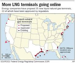 map us gas prices wsj says don t bet on lng to reduce us gas prices the