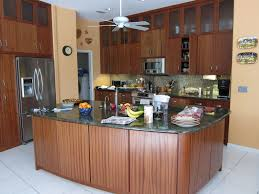 Chinese Kitchen Cabinet by Custom Sapele Wood Kitchen Cabinets By Natural Designs Inc