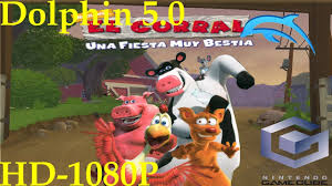 barnyard pal gamecube español dolphin 5 0 1080p hd youtube