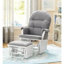 glider and ottoman set for nursery exterior stunning grey cushion seat glider chair and ottoman sets
