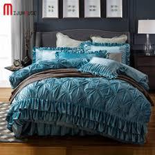 discount velvet comforter set king 2017 velvet comforter set