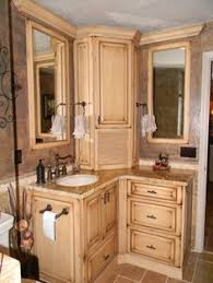 Corner Bathroom Vanity Cabinets Fabulous Bathroom Vanity Corner Cabinet Cabinets Of Best