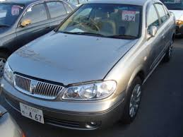 2004 nissan bluebird sylphy 15i related infomation specifications