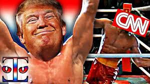 Rocky Meme - trump vs cnn rocky meme youtube
