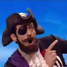 Pirate Meme - lazy town you are a pirate mods