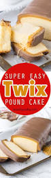 super easy twix pound cake recipe smooth easy recipes for