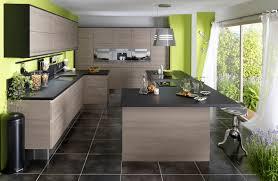 meuble de cuisine lapeyre cuisine en bois un matériau plusieurs styles travaux com