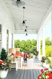 porch club makeover looking down farmhouse wrap around designs