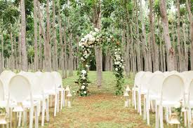 garden wedding ideas 31 outdoor wedding ideas decorations for a outside