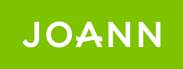 brand new new capitalization and logo for joann