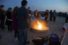 Does Newport Beach Have Fire Pits - newport local news passionate public defend fire rings to aqmd