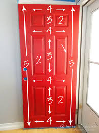 How To Paint An Exterior Door How To Paint Your Front Door Pomegranate House