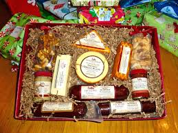 hillshire farms gift basket summer sausage gift baskets bskets holidy trditis met johnsonville