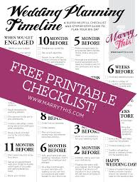 free wedding planner book 18 month wedding planning timeline tbrb info