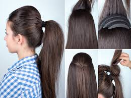 awesome ponytail hairstyles u2013 one for every occasion