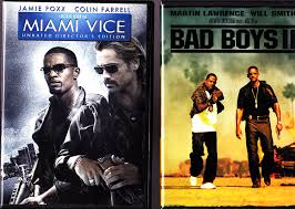 Bad Boys Ii Amazon Com Bad Boys 2 Miami Vice Police Action 2 Pack Jamie