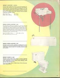 Sinking In The Bathtub 1930 by 24 Pages Of Vintage Bathroom Design Ideas From Crane 1949