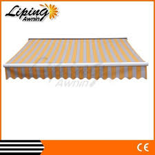 Retractable Roof For Pergola by Aluminum Retractable Pergola Roof Awning With Electric Motor For
