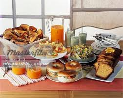 brunch table brunch table stock photo masterfile premium royalty free code