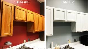 how to paint oak cabinets cabinet painting upgrade for local doctor s office white